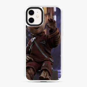 Baby Groot Greet iPhone 11 Case