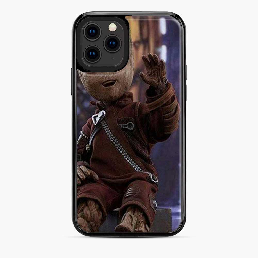 Baby Groot Greet iPhone 11 Pro Case