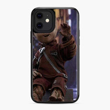 Load image into Gallery viewer, Baby Groot Greet iPhone 11 Case