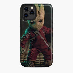 Baby Groot Walk iPhone 11 Pro Case