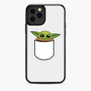 Baby Yoda In A Pocket iPhone 11 Pro Case