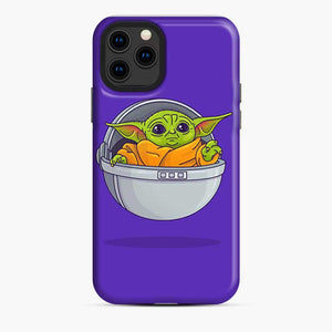 Baby Yoda Sad iPhone 11 Pro Case