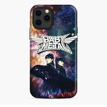 Load image into Gallery viewer, Babymetal Su Metal Moa Metal Metal Galaxy iPhone 11 Pro Case