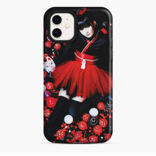 Load image into Gallery viewer, Babymetal Su Metal Portrait iPhone 11 Case
