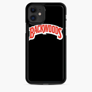 Backwoods Black Logo iPhone 11 Case