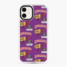 Load image into Gallery viewer, Backwoods Honey Berry Cigars Collage iPhone 11 Case