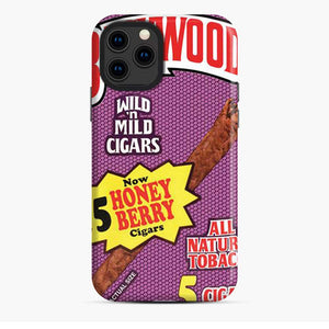 Backwoods Honey Berry Cigars iPhone 11 Pro Case