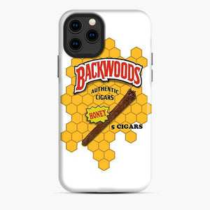 Backwoods Logo Poster iPhone 11 Pro Case