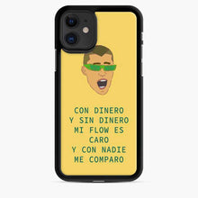 Load image into Gallery viewer, Bad Bunny Con Dinero Y Sin iPhone 11 Case