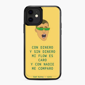 Bad Bunny Con Dinero Y Sin iPhone 11 Case