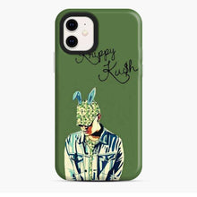 Load image into Gallery viewer, Bad Bunny Krippy Kush iPhone 11 Case