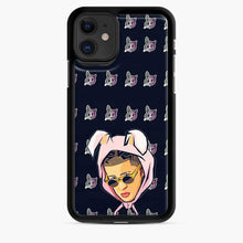 Load image into Gallery viewer, Bad Bunny La Dificil Collage Art iPhone 11 Case
