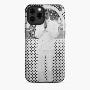 Bad Bunny Little White Wedding Chapel iPhone 11 Pro Case