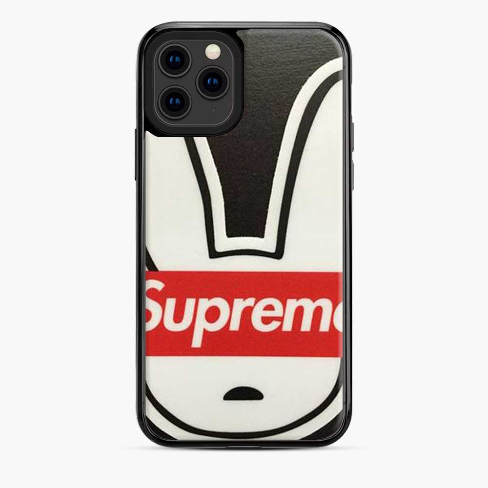 Bad Bunny Rabbit Supreme iPhone 11 Pro Case