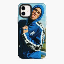 Load image into Gallery viewer, Bad Bunny Tongue Sticking Out iPhone 11 Case