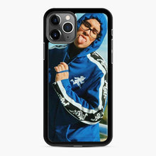 Load image into Gallery viewer, Bad Bunny Tongue Sticking Out iPhone 11 Pro Case