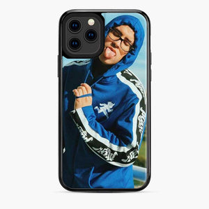 Bad Bunny Tongue Sticking Out iPhone 11 Pro Case