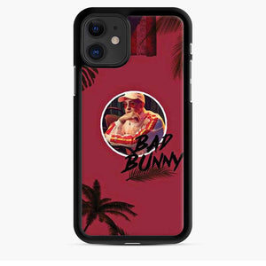 Bad Bunny Tropical iPhone 11 Case
