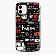 Load image into Gallery viewer, Band Music Logo Album Covers 2014 iPhone 11 Case