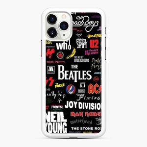 Band Music Logo Album Covers 2014 iPhone 11 Pro Case