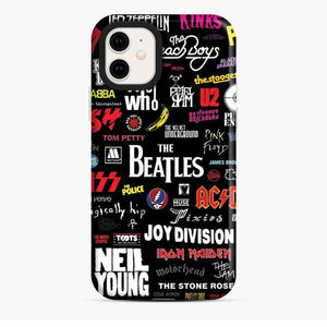 Band Music Logo Album Covers 2014 iPhone 11 Case