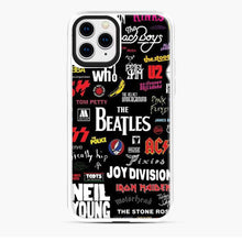 Load image into Gallery viewer, Band Music Logo Album Covers 2014 iPhone 11 Pro Case