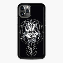 Load image into Gallery viewer, Baphomet Gamaliel Nahashiel iPhone 11 Pro Case