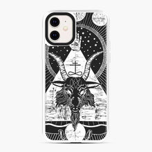 Load image into Gallery viewer, Baphomet On Black iPhone 11 Case