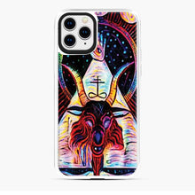 Load image into Gallery viewer, Baphomet Tarot iPhone 11 Pro Case