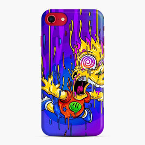 Bart Simpson iPhone 7 / 8 Case, Snap Case