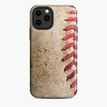 Load image into Gallery viewer, Baseball Ball Brown iPhone 11 Pro Case