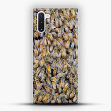 Load image into Gallery viewer, Bee Colony Samsung Galaxy Note 10 Case, Snap Case | Webluence.com