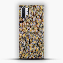 Load image into Gallery viewer, Bee Colony Samsung Galaxy Note 10 Plus Case, Snap Case | Webluence.com