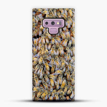 Load image into Gallery viewer, Bee Colony Samsung Galaxy Note 9 Case, Snap Case | Webluence.com