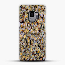 Load image into Gallery viewer, Bee Colony Samsung Galaxy S9 Case, Snap Case | Webluence.com