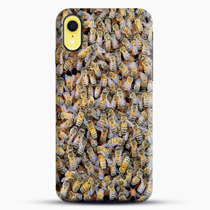 Bee Colony iPhone XR Case, Snap Case | Webluence.com
