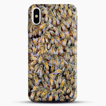 Load image into Gallery viewer, Bee Colony iPhone X/XS Case, Snap Case | Webluence.com