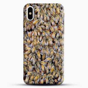 Bee Colony iPhone X/XS Case, Snap Case | Webluence.com