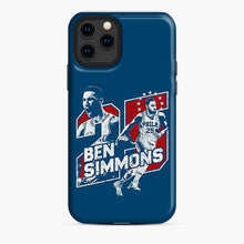 Load image into Gallery viewer, Ben Simmons Philadelphia 76ers 25 iPhone 11 Pro Case