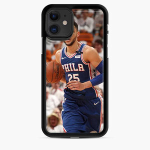 Ben Simmons Philadelphia 76ers Nba iPhone 11 Case