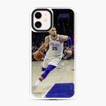 Load image into Gallery viewer, Ben Simmons Philadelphia 76ers Playmanship iPhone 11 Case