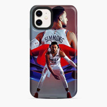 Load image into Gallery viewer, Ben Simmons Philadelphia 76ers iPhone 11 Case