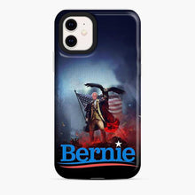 Load image into Gallery viewer, Bernie Sanders American Flag And Eagle iPhone 11 Case