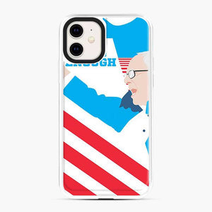 Bernie Sanders American Flag iPhone 11 Case