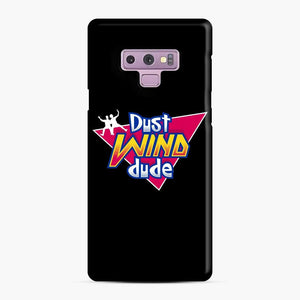Bill Ted Dust Wind Dude 80'S Movies Excellent Adventure Samsung Galaxy Note 9 Case
