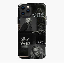 Load image into Gallery viewer, Billie Eilish Always Tired iPhone 11 Pro Case