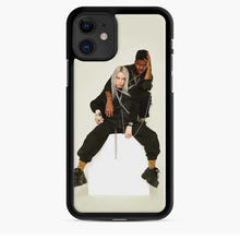 Load image into Gallery viewer, Billie Eilish And Khalid iPhone 11 Case