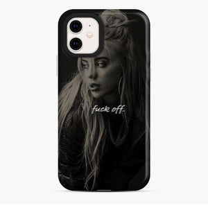 Billie Eilish Fuck Off iPhone 11 Case