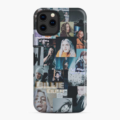 Billie Eilish Heart Made Of Glass iPhone 11 Pro Case, Snap Case