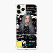 Load image into Gallery viewer, Billie Eilish Isn'T Lovely iPhone 11 Pro Case